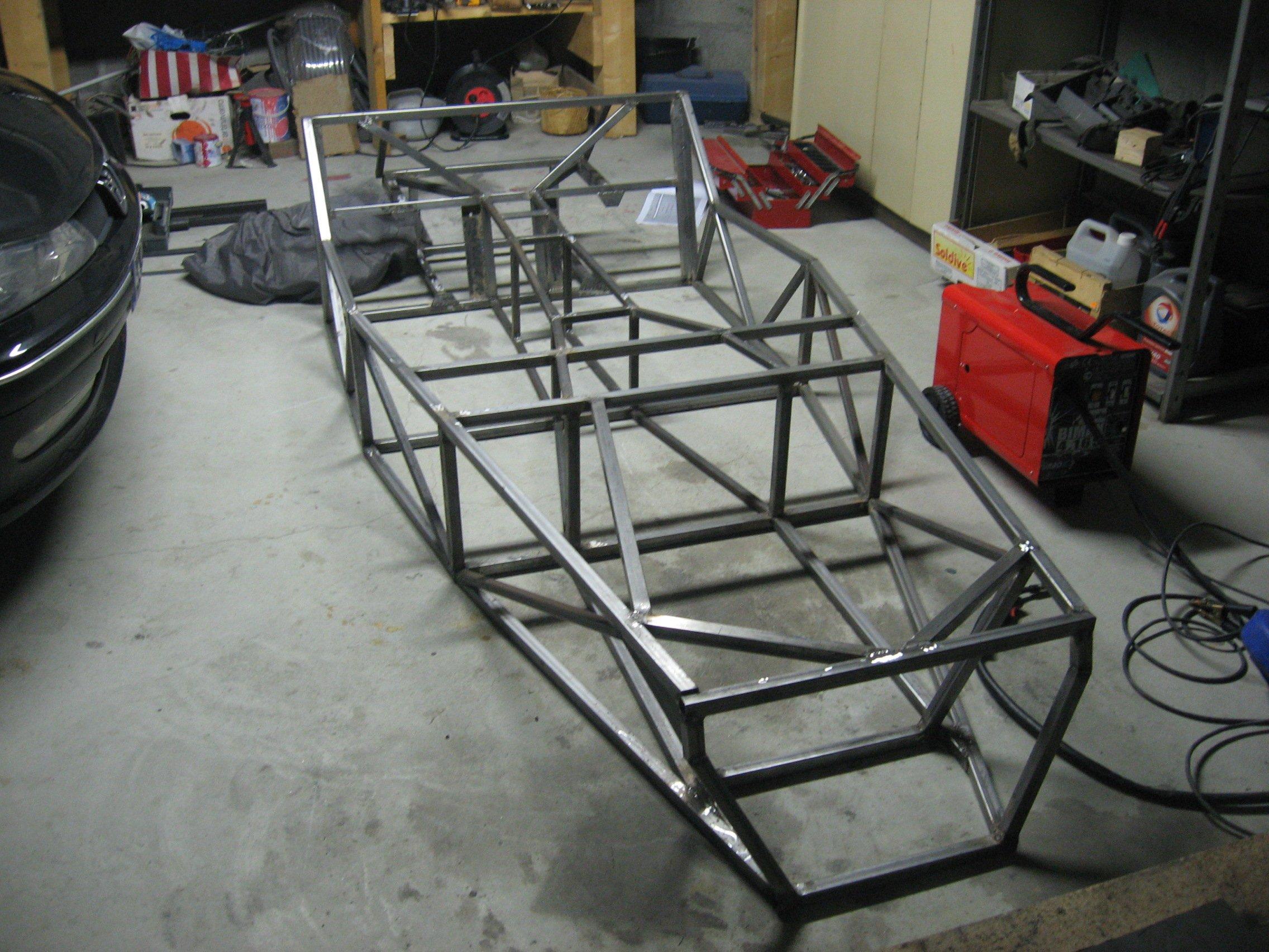 ensemble du chassis